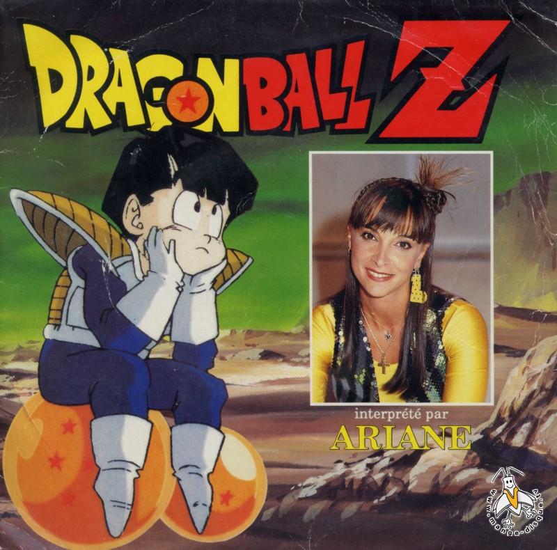 chanson de dragon ball z